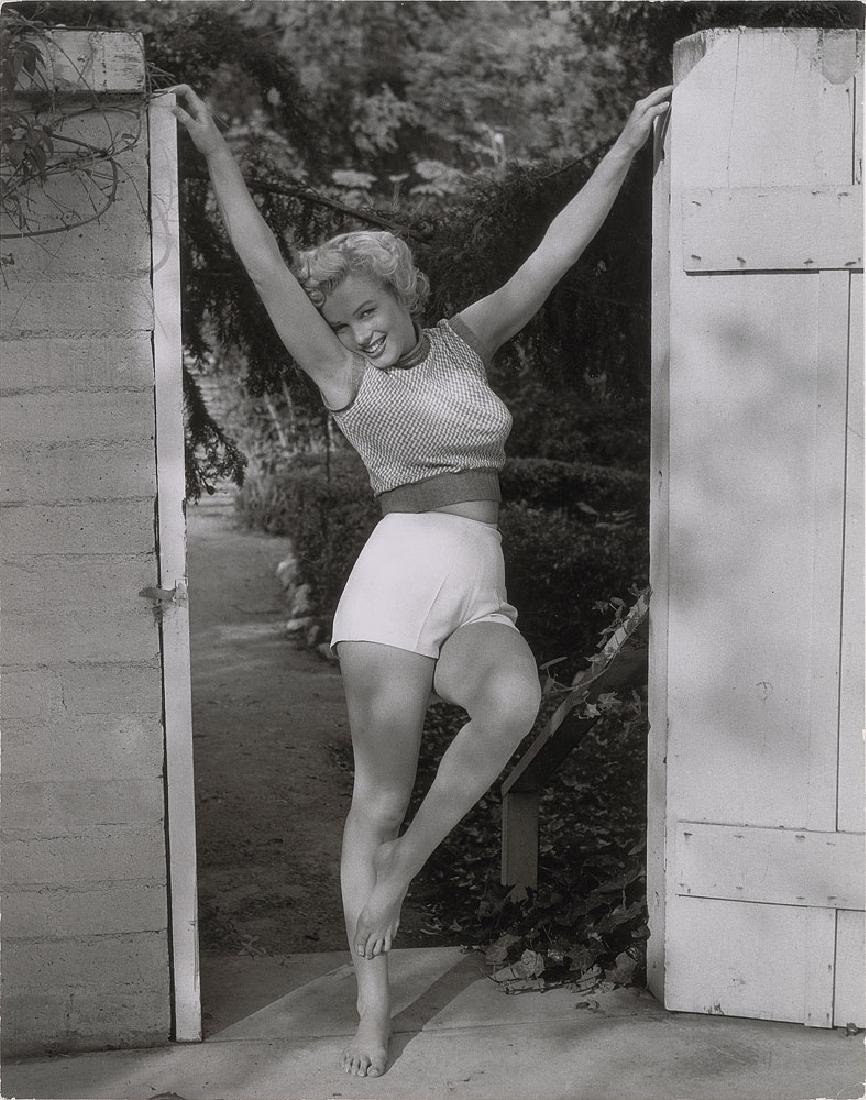 Marilyn Monroe Oversized Original Photograph by Andre de Dienes