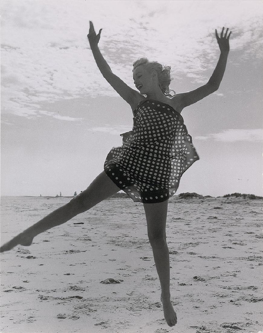 Marilyn Monroe Oversized Original Photograph by Andre de Dienes