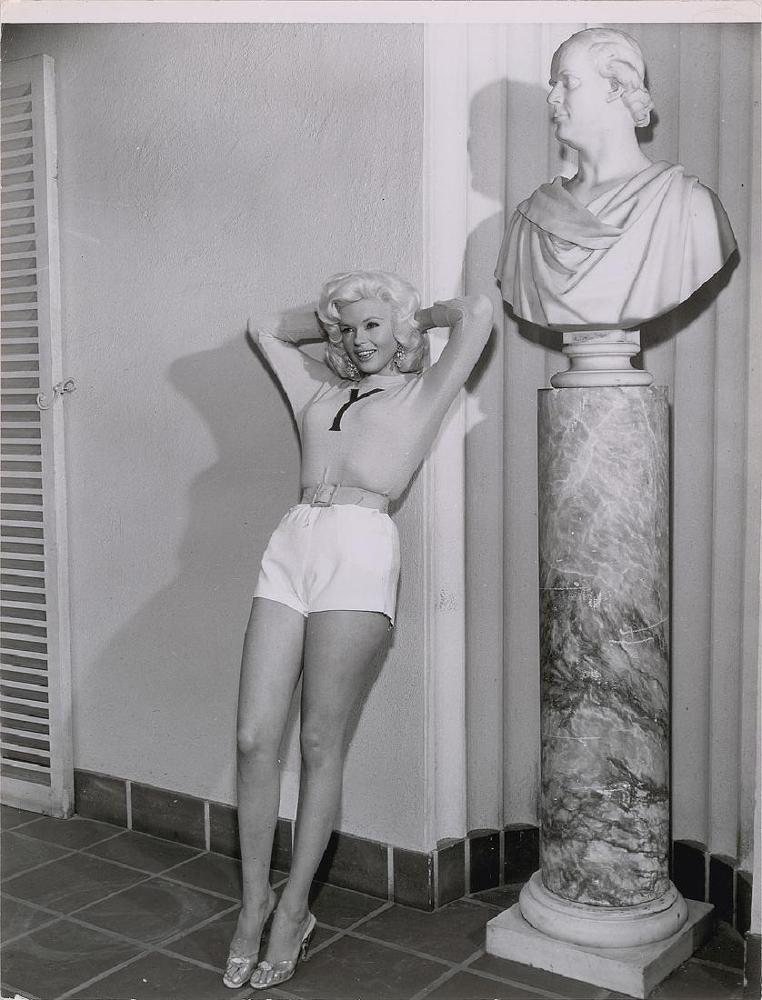 Jayne Mansfield Original Photograph
