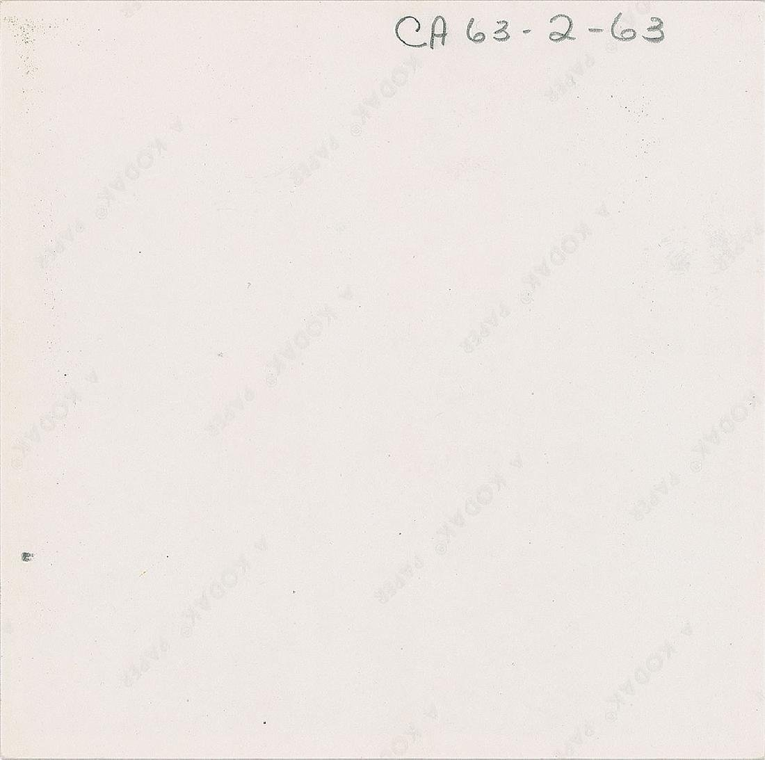 John F. Kennedy Original Vintage Photograph by Cecil Stoughton - 2