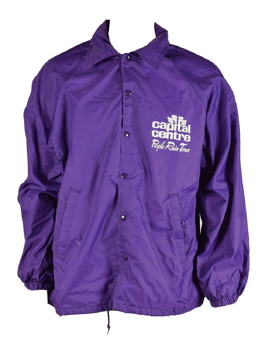 Prince Purple Rain Tour Jacket