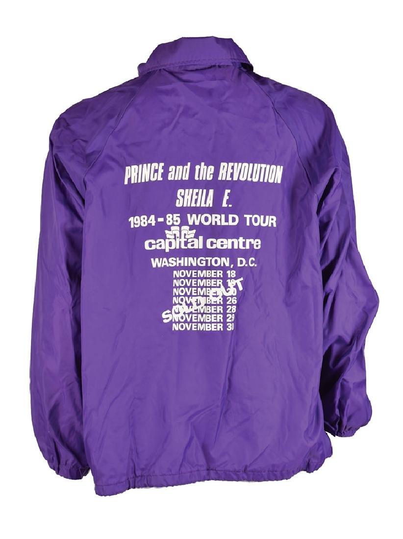 Prince Purple Rain Tour Jacket - 2
