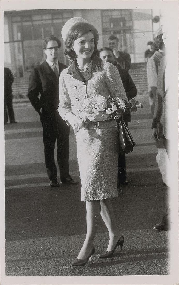 Jacqueline Kennedy Original Photograph