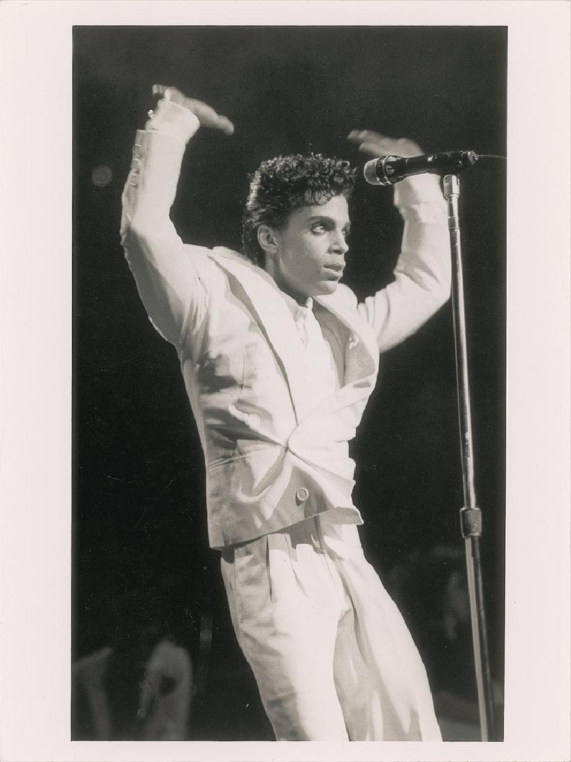 Prince Original Photograph
