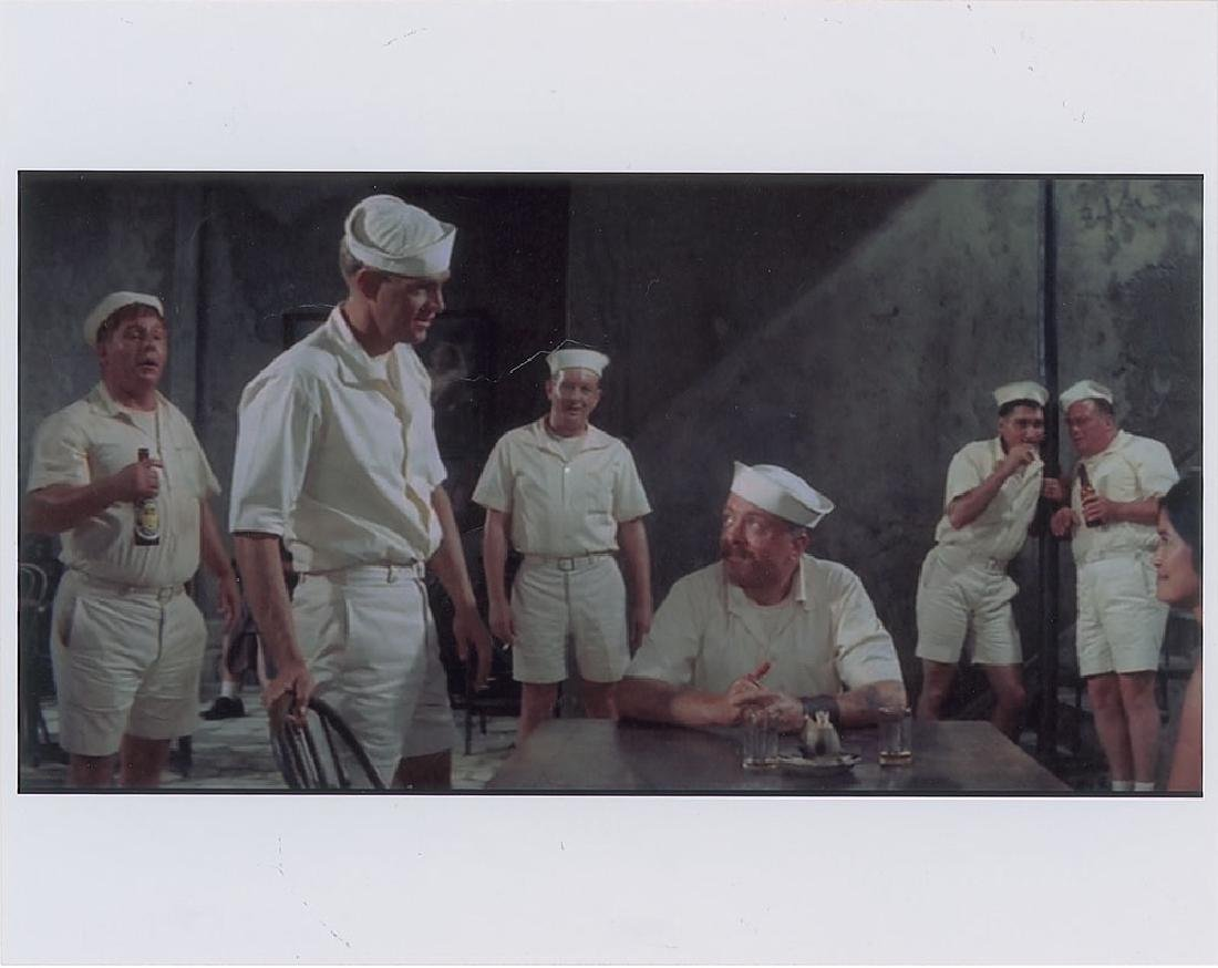 Richard Attenborough Screen-Worn Shirt from The Sand Pebbles - 3