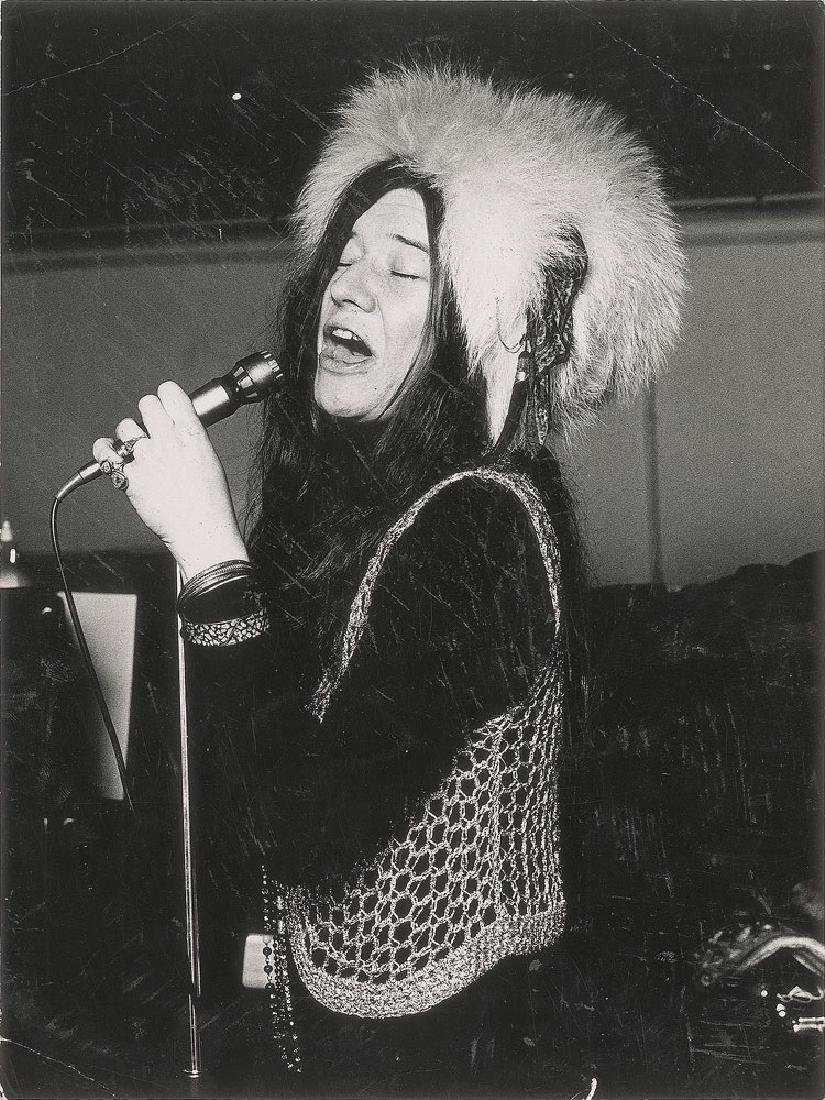 Janis Joplin Photograph