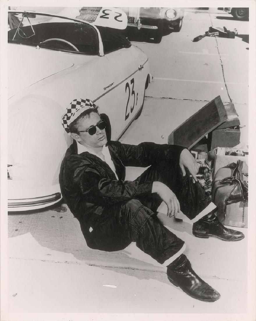 James Dean Original Photograph