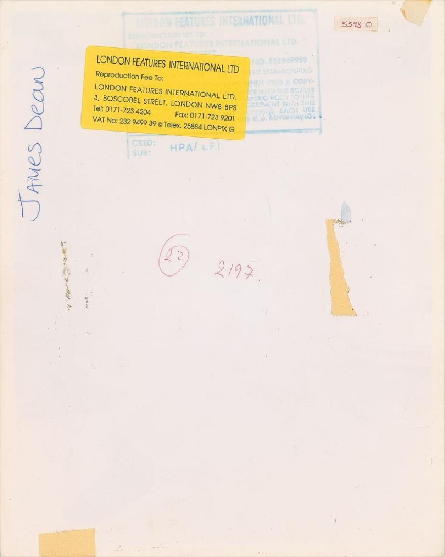 James Dean Original Photograph - 2
