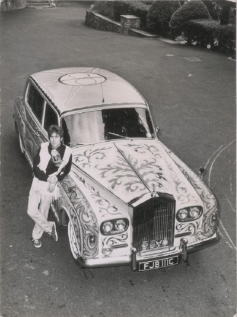 John Lennon Original Vintage Photograph