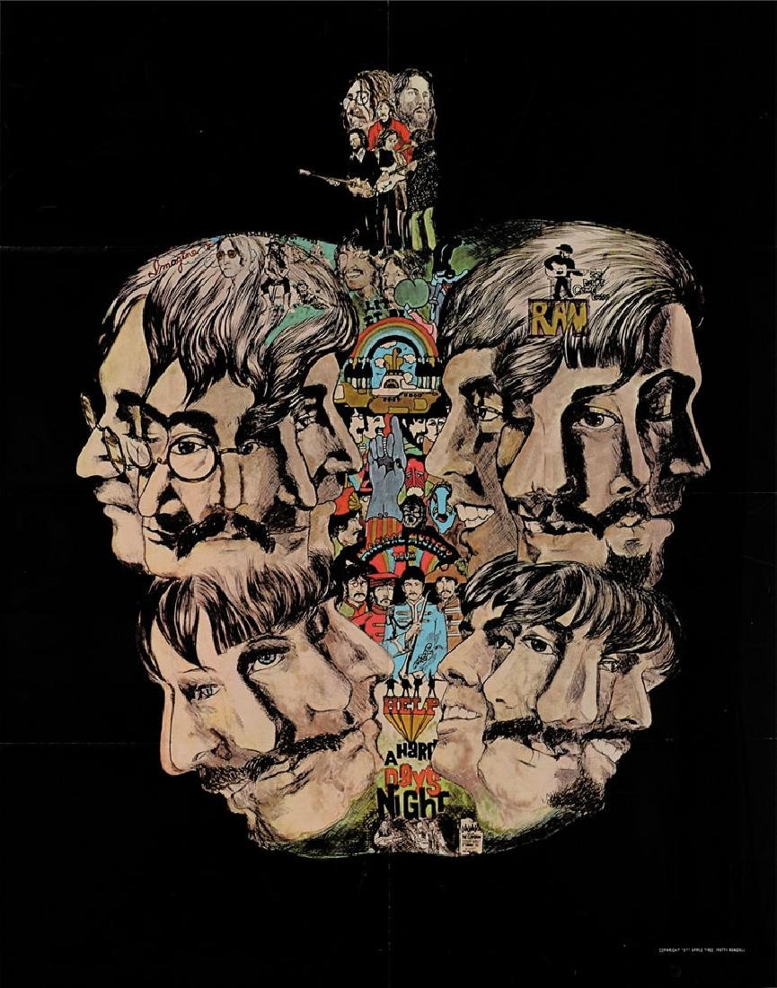 Beatles Group of Fan Club Materials - 3
