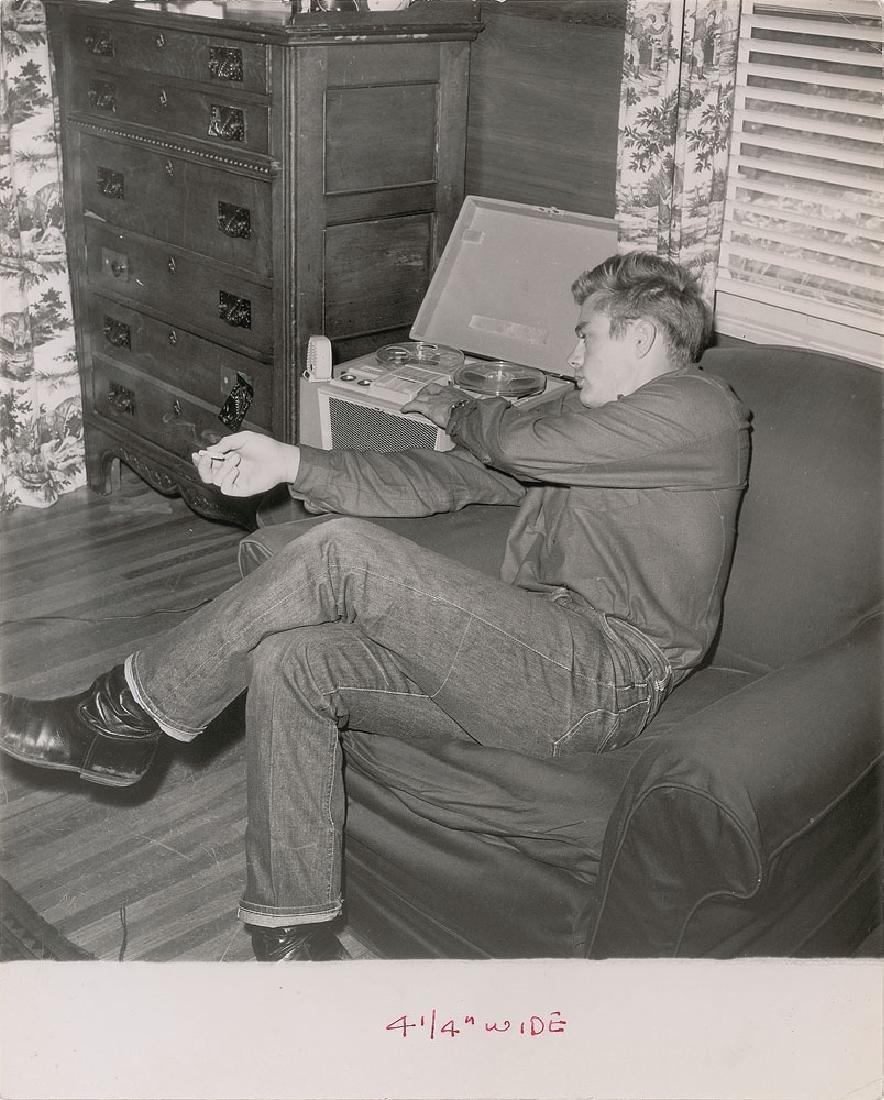 James Dean Set of (4) Original Phil Buchman Photographs - 3