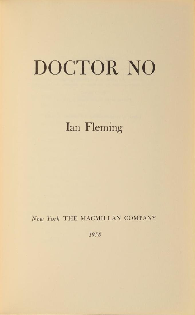 Ian Fleming 'Doctor No' First American Edition Book - 2