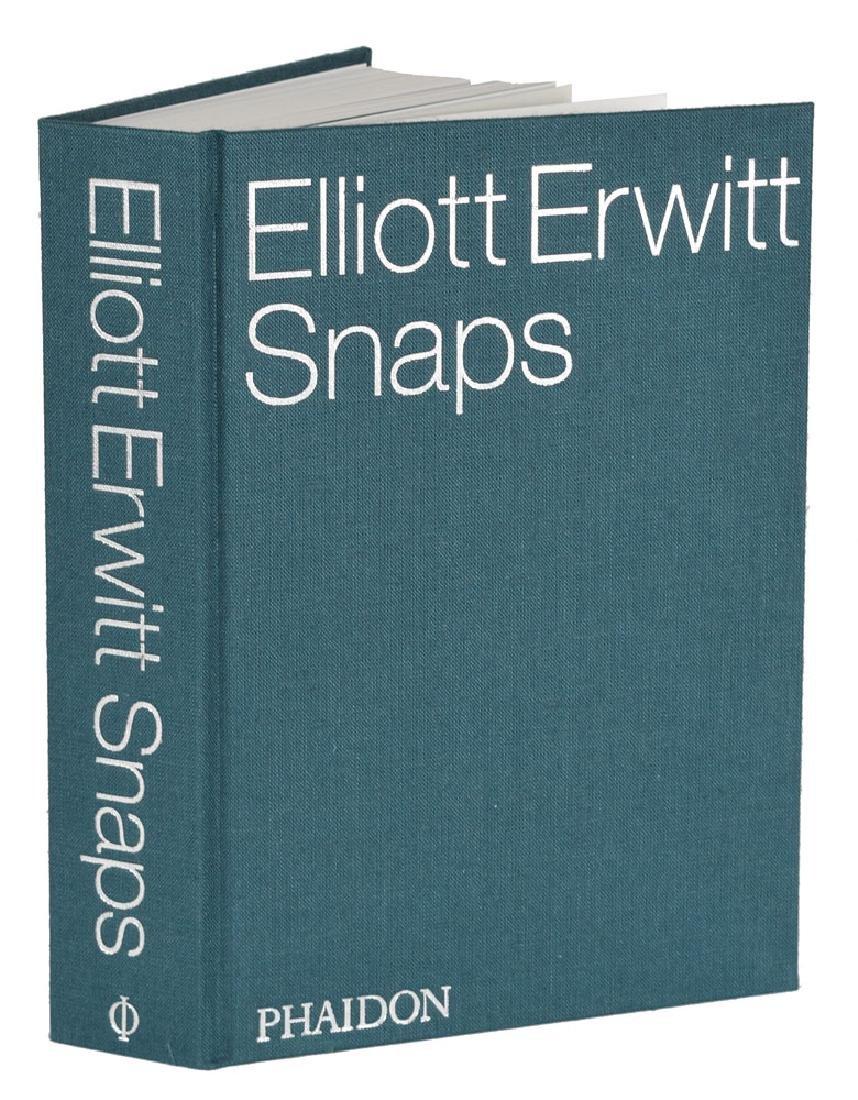 Elliott Erwitt Signed Marilyn Monroe Book - 2
