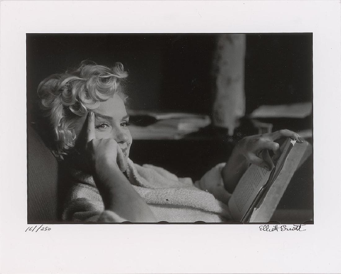 Elliott Erwitt Signed Marilyn Monroe Book - 3