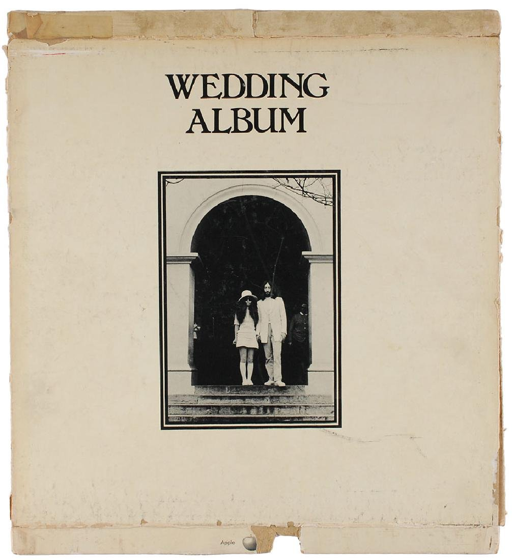 John Lennon and Yoko Ono Signed Album - 2