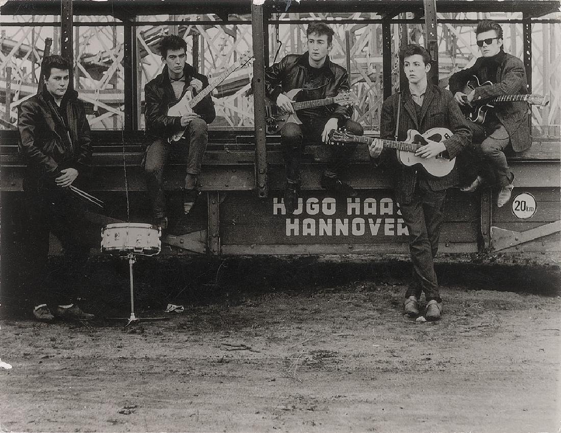 Beatles Original Astrid Kirchherr Photograph