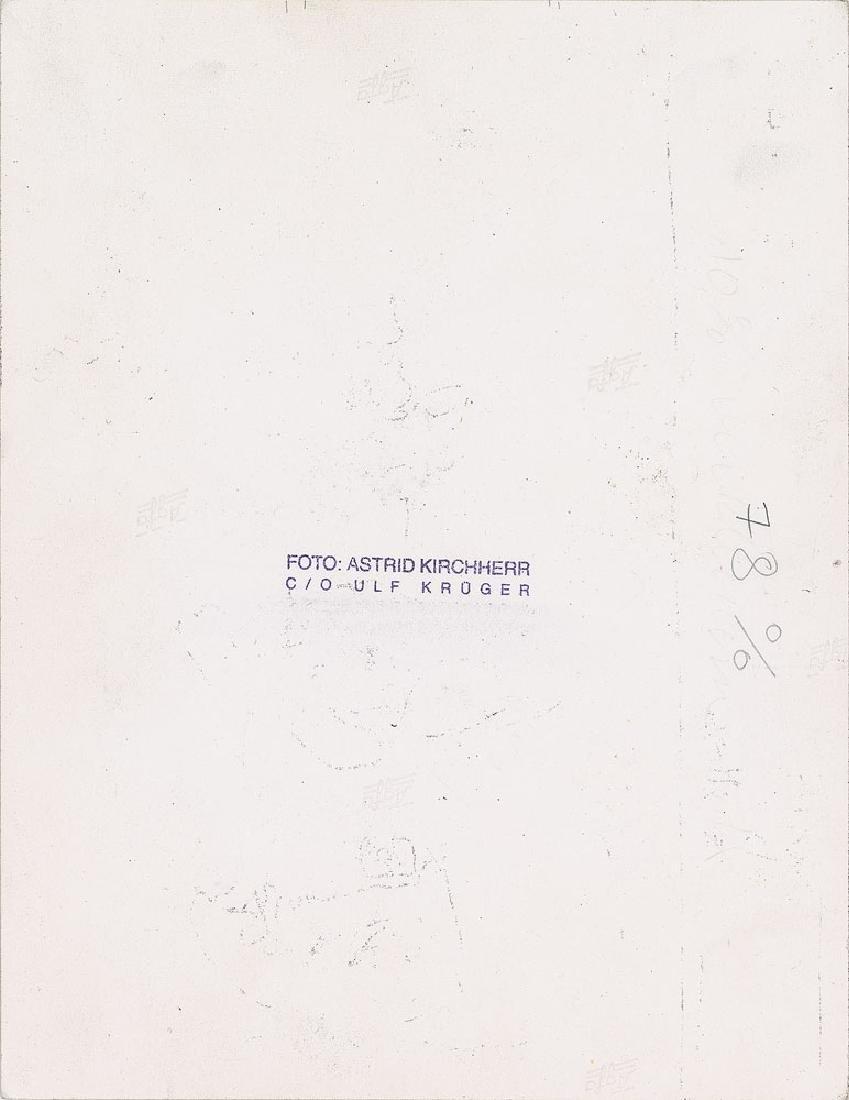 Beatles Original Astrid Kirchherr Photograph - 2