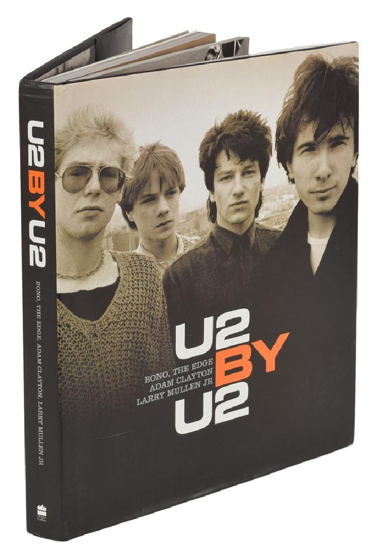 U2 Signed Book - 2
