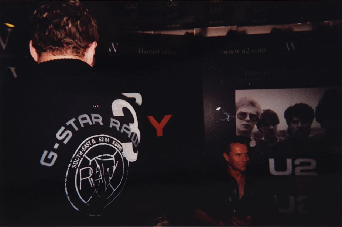 U2 Signed Book - 5