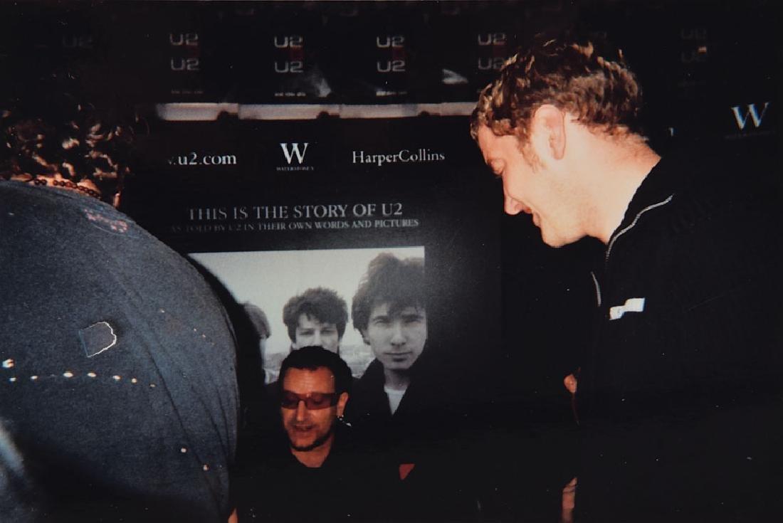 U2 Signed Book - 6