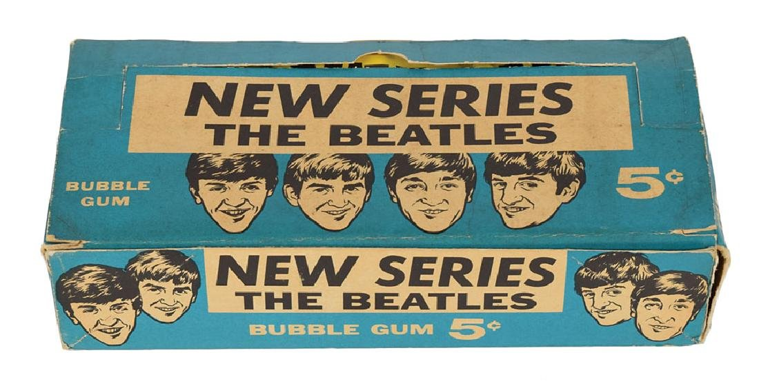 Beatles 1964 O-Pee-Chee 'New Series' Trading Cards