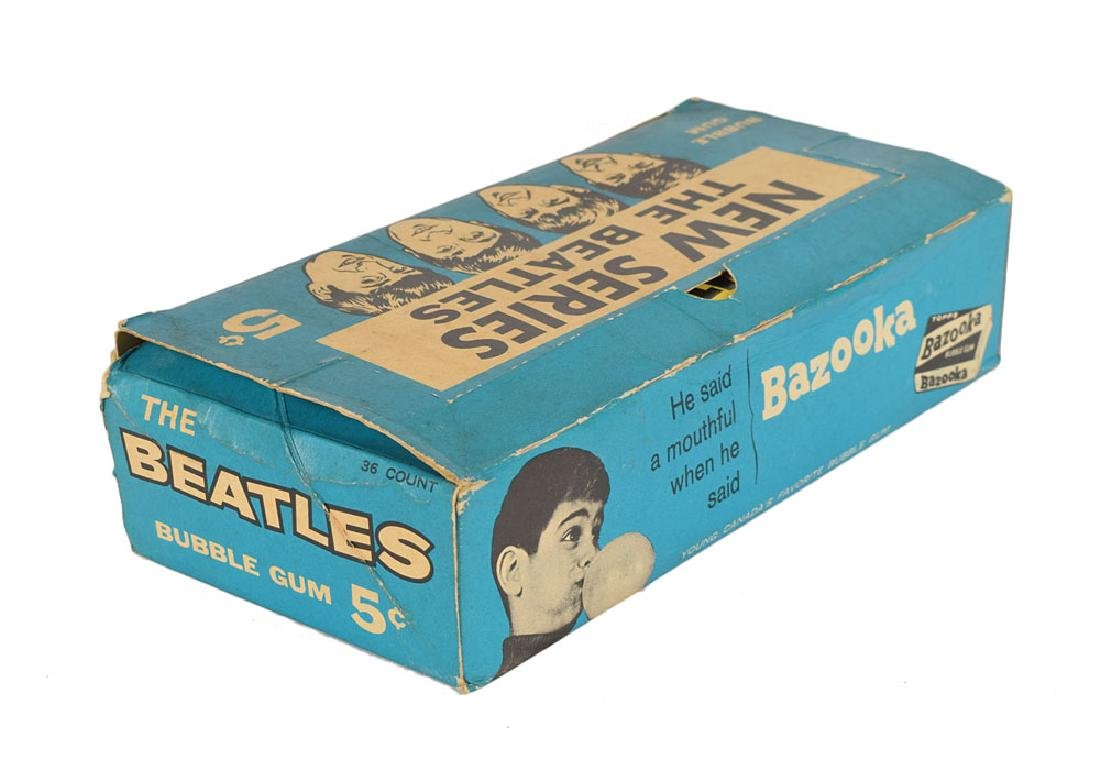 Beatles 1964 O-Pee-Chee 'New Series' Trading Cards - 2