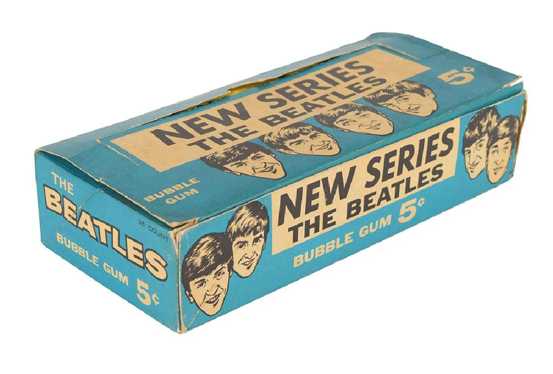 Beatles 1964 O-Pee-Chee 'New Series' Trading Cards - 3