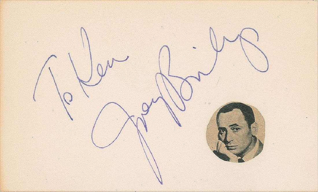 Rat Pack Signatures