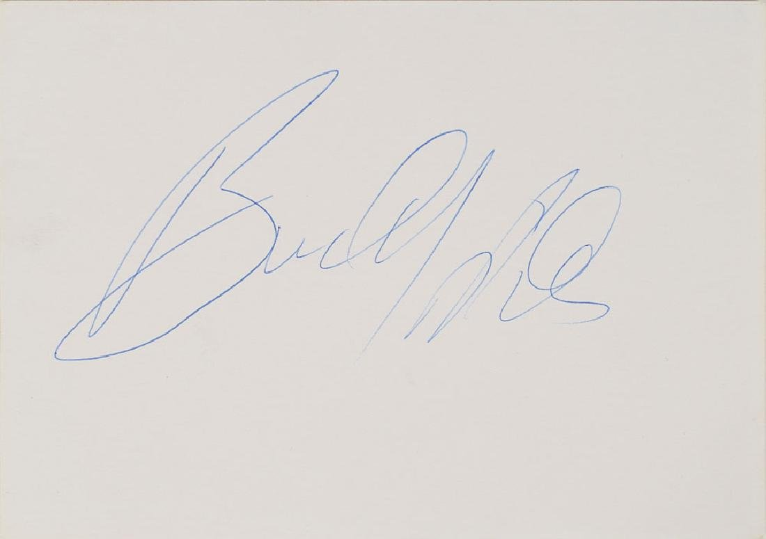 Jimi Hendrix Experience and Band of Gypsys Signatures - 2