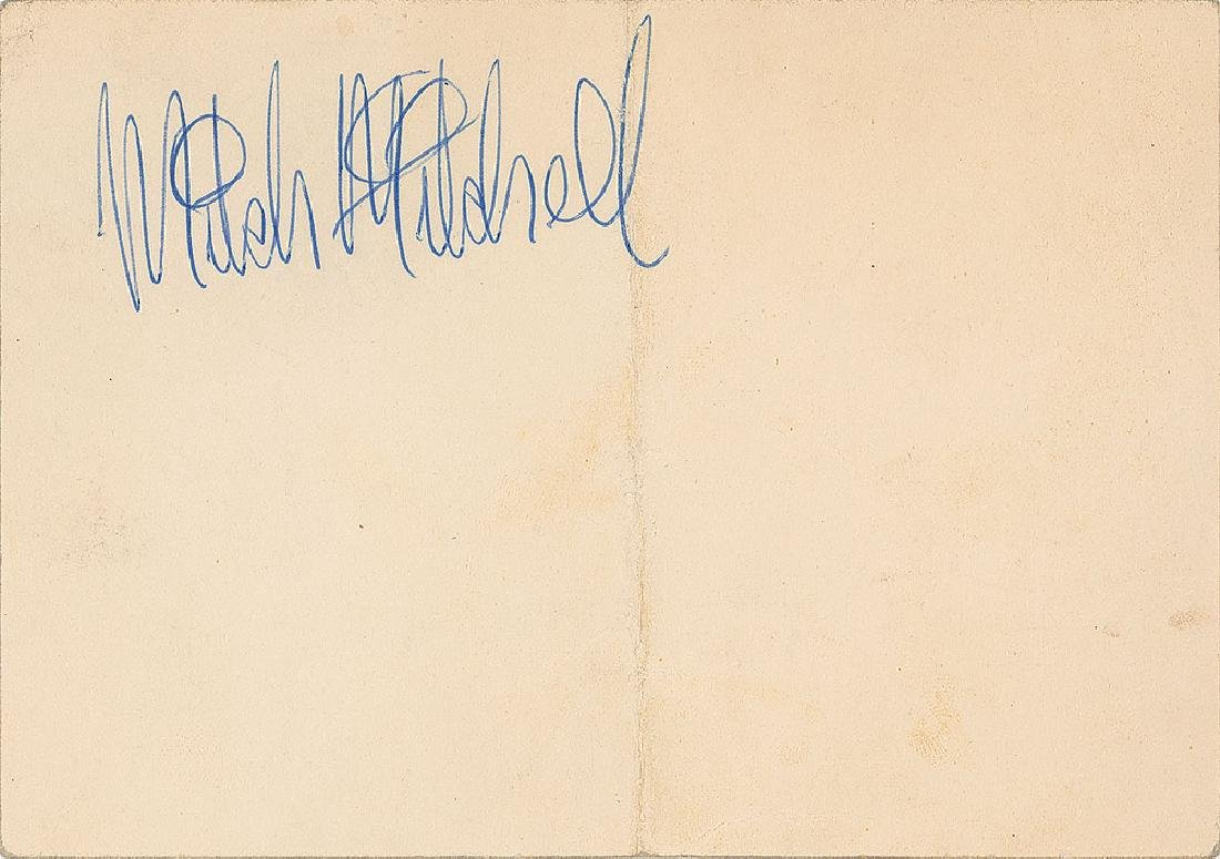 Jimi Hendrix Experience and Band of Gypsys Signatures - 4