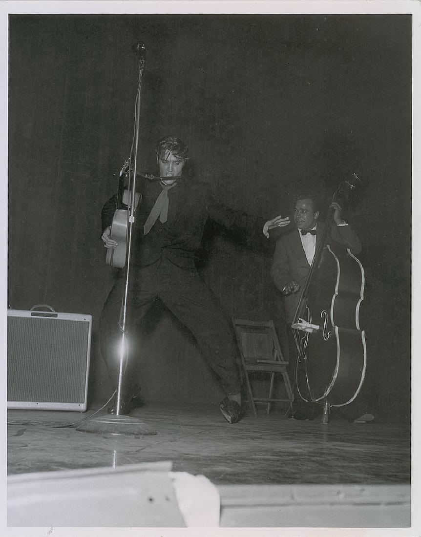 Elvis Presley Group of Photographs