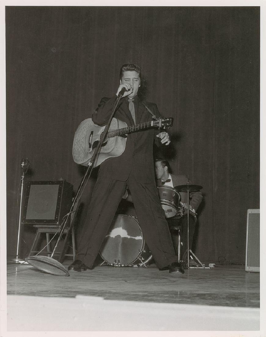 Elvis Presley Group of Photographs - 2