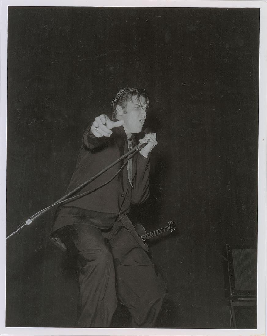 Elvis Presley Group of Photographs - 3