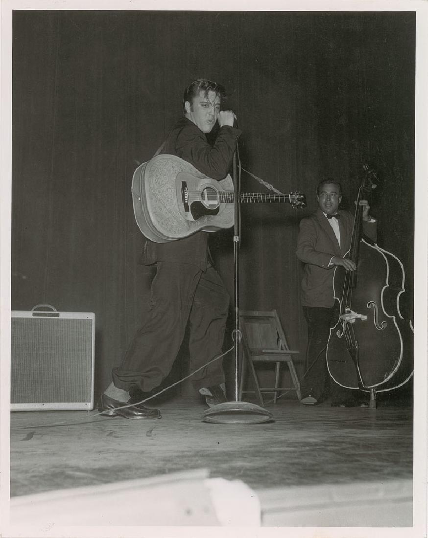 Elvis Presley Group of Photographs - 4