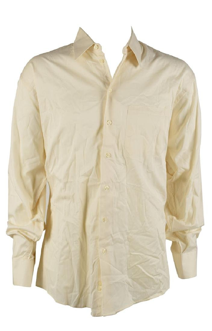 Will Smith Screen-Worn Dress Shirt from The Pursuit of Happiness