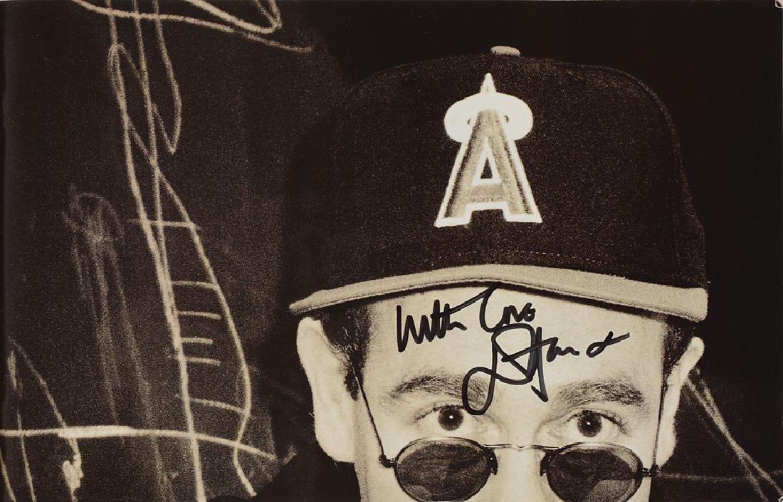 Elton John Signed Box Set