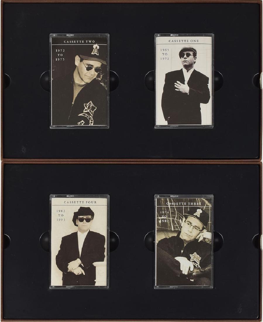 Elton John Signed Box Set - 3