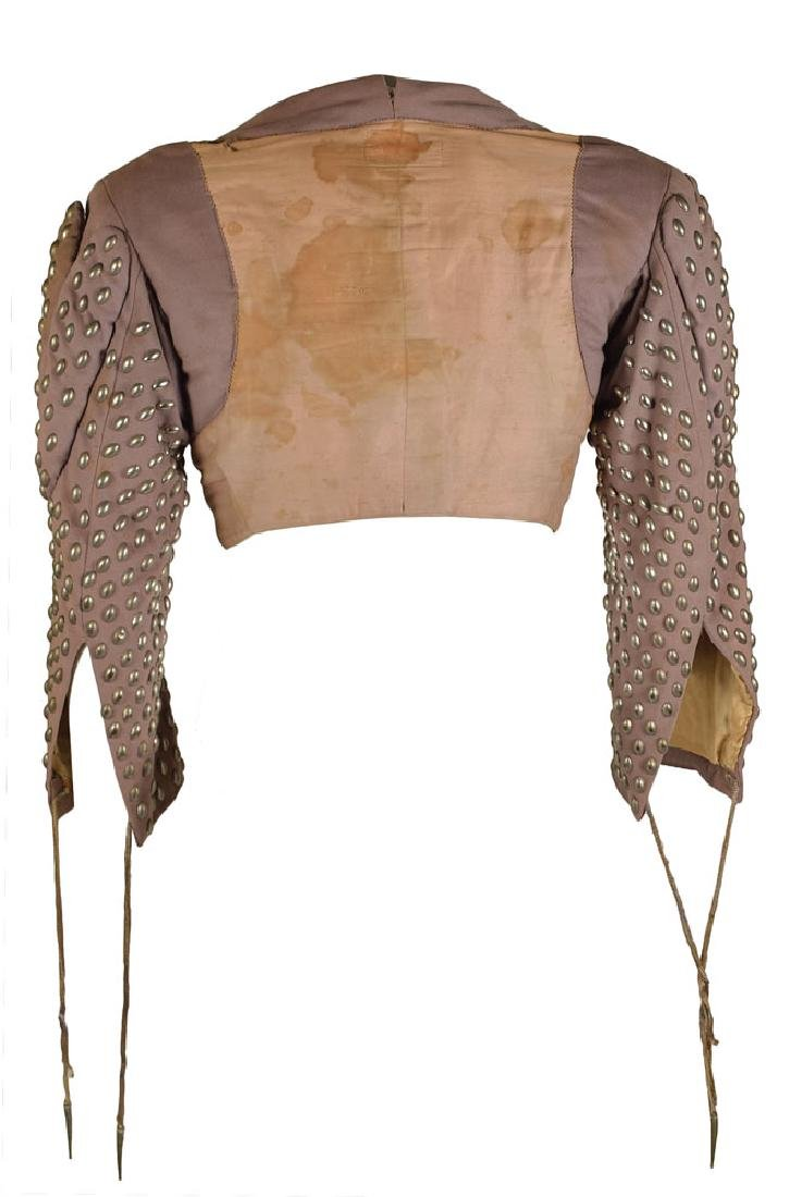 Basil Rathbone Screen-Worn Under-Vest from Romeo and Juliet - 2