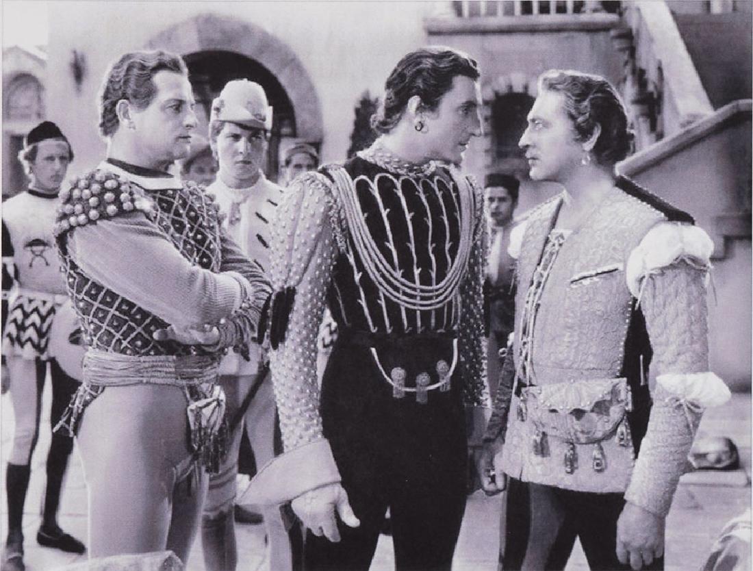 Basil Rathbone Screen-Worn Under-Vest from Romeo and Juliet - 3