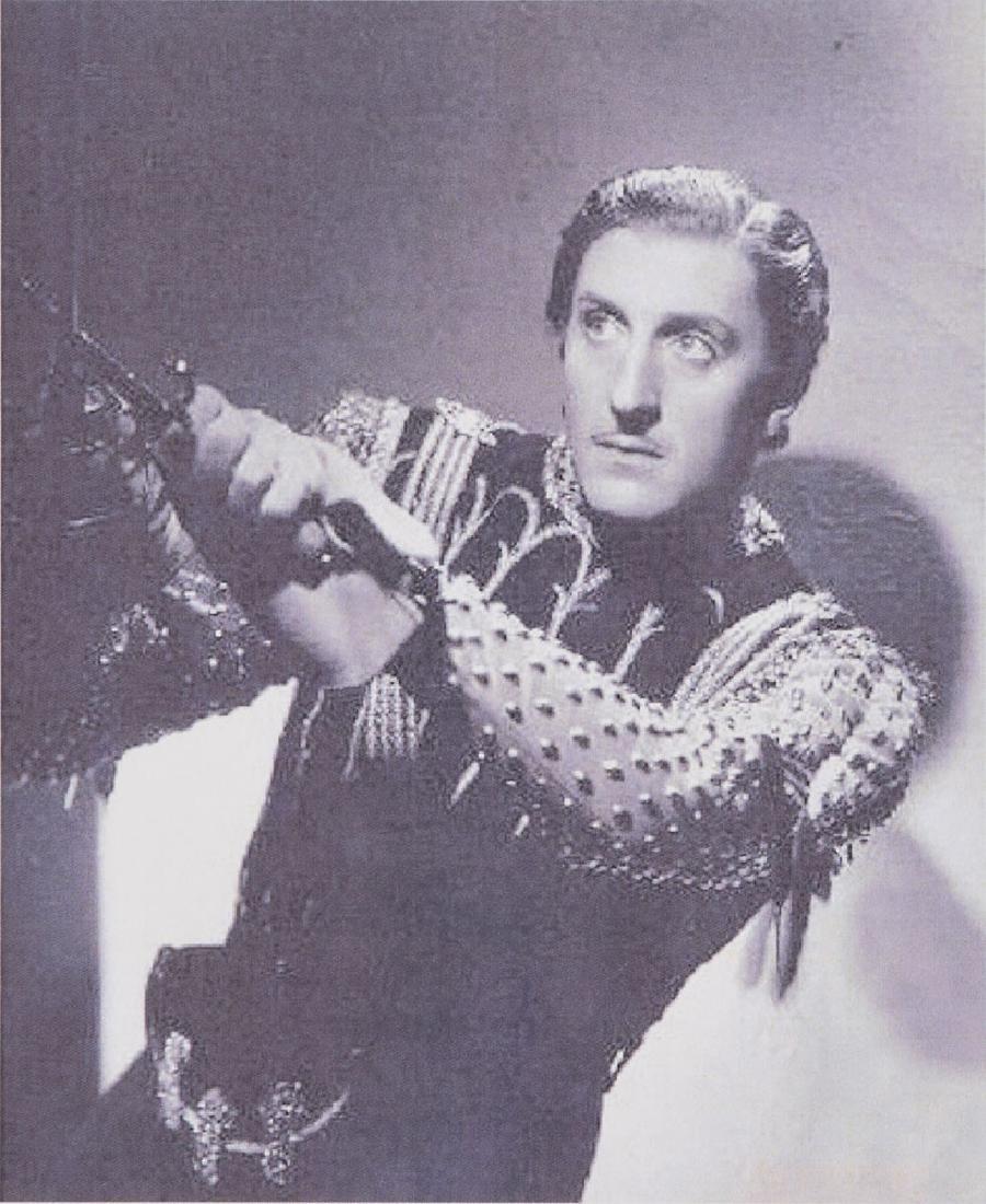 Basil Rathbone Screen-Worn Under-Vest from Romeo and Juliet - 4