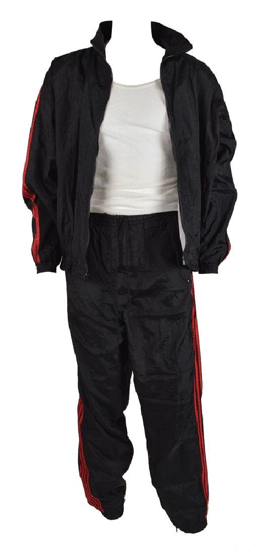Tony Sirico Screen-Worn Tracksuit from The Sopranos