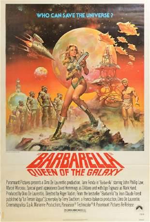 Barbarella Posters
