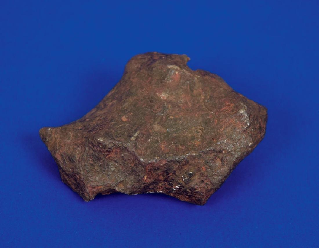 Canyon Diablo Iron Meteorite Partial Slice and Whole