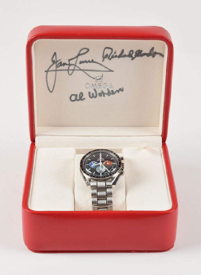 Omega Speedmaster Professional Watch with Signed