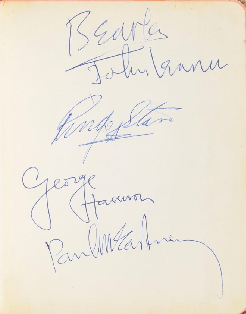 Beatles and Ray Charles