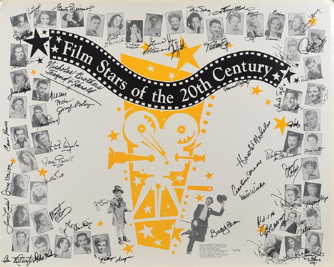 Film Stars of the 20th Century
