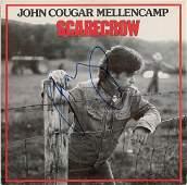 John Mellencamp Signed Album