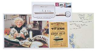 Titanic Millvina Dean