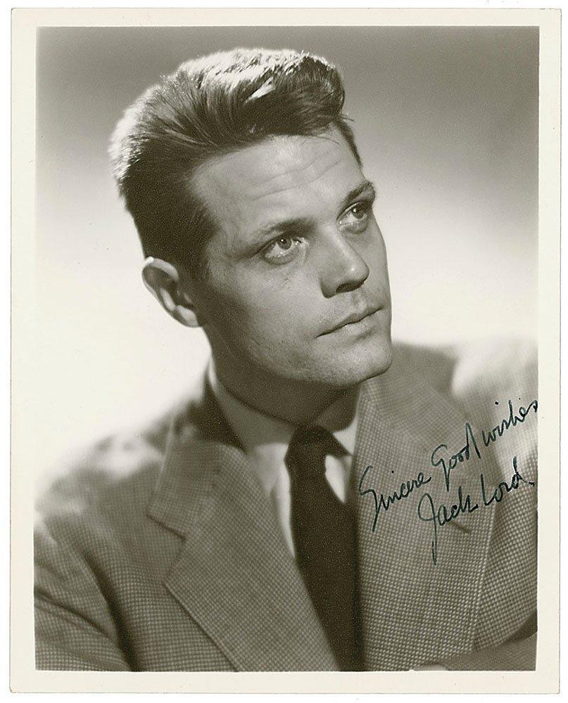 Jack Lord's Personal Hawaii Five-O Badge, Pilot Script, - 6