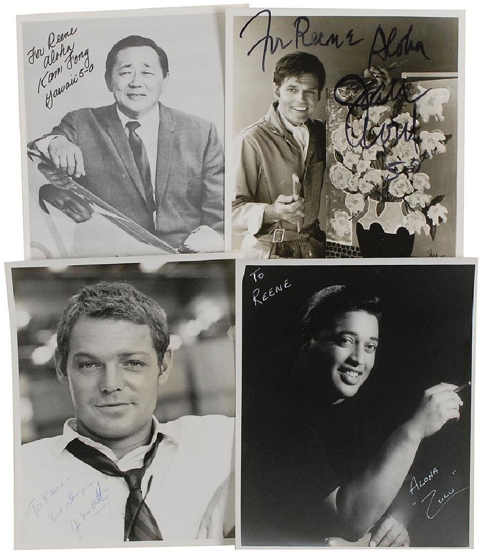 Jack Lord's Personal Hawaii Five-O Badge, Pilot Script, - 7